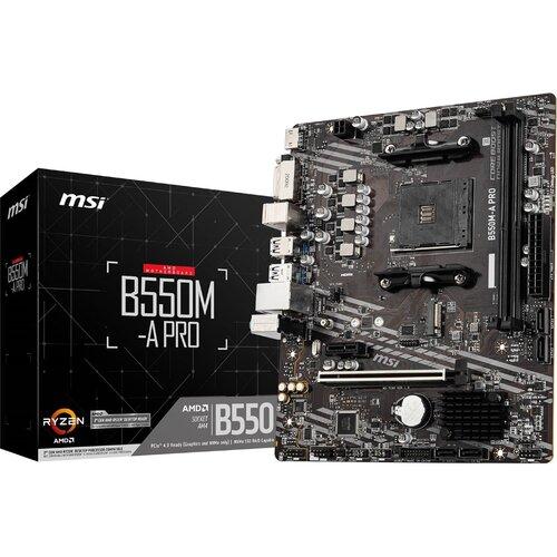 Płyta główna MSI B550M-A Pro