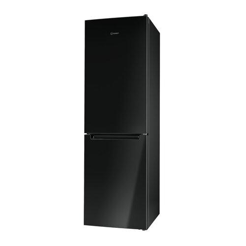 Lodówka INDESIT LI8 S2E K 189cm Czarna