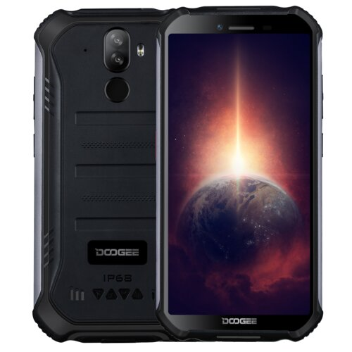"Smartfon DOOGEE S40 Pro 4/64GB 5.45"" Czarny"
