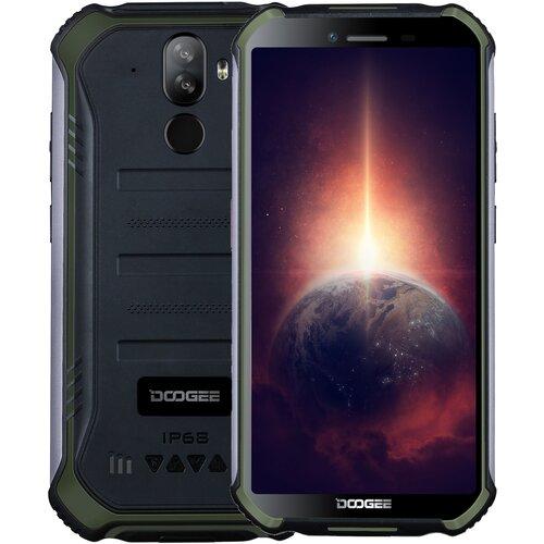 """Smartfon DOOGEE S40 Pro 4/64GB 5.45"""" Zielony"""