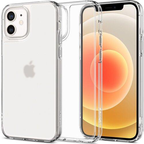 Etui SPIGEN Quartz Hybrid do Apple iPhone 12 mini Przezroczysty