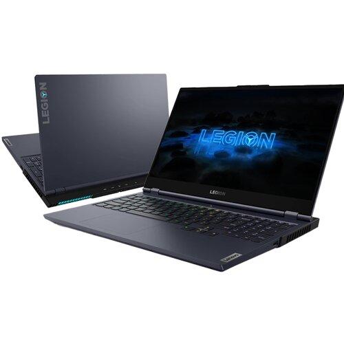 "Laptop LENOVO Legion 7 15IMH05 15.6"" IPS 144Hz i7-10750H 16GB SSD 512GB GeForce 2060"
