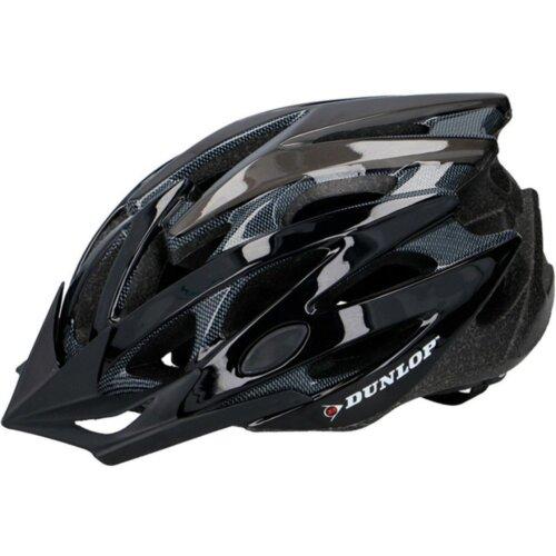 Kask rowerowy DUNLOP 2997445 Czarny MTB (rozmiar L)