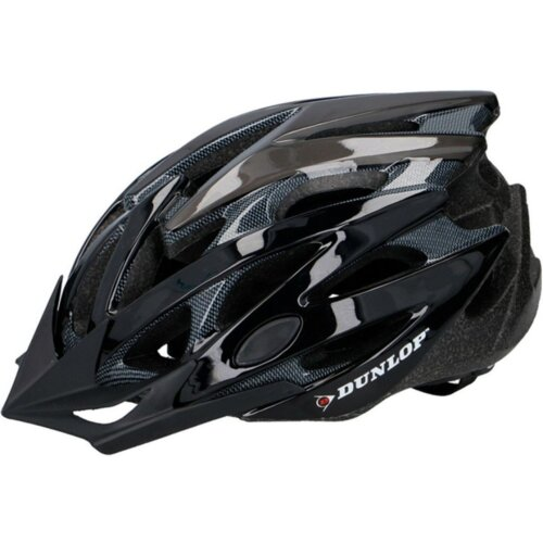 Kask rowerowy DUNLOP 416267 Czarny MTB (rozmiar S)