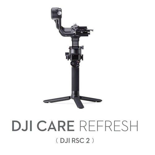 Rozszerzenie gwarancji DJI Care Refresh RSC 2