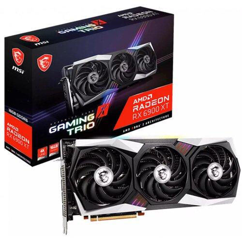 Karta graficzna MSI Radeon RX 6900 XT Gaming X Trio 16GB