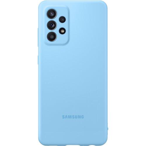 Etui SAMSUNG Cover do Galaxy A52/A52s Niebieski