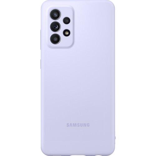 Etui SAMSUNG Cover do Galaxy A52/A52s Fioletowy