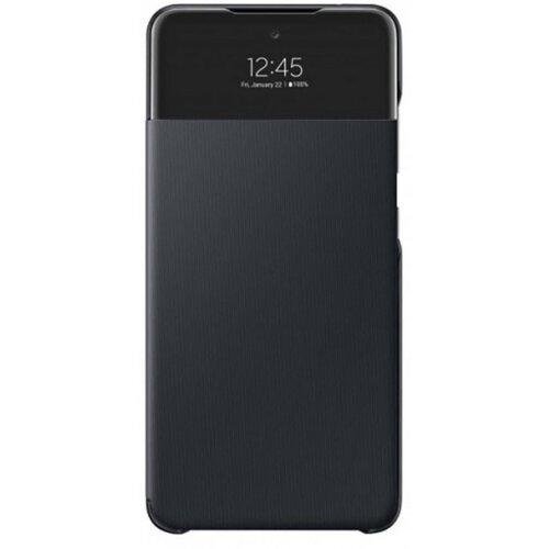 Etui SAMSUNG S View Wallet Cover do Galaxy A52/A52s Czarny