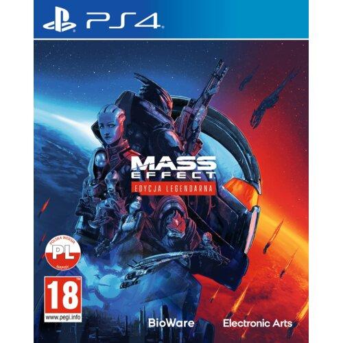 Mass Effect Edycja Legendarna Gra PS4 (Kompatybilne z PS5)