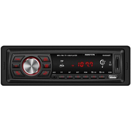 Radio samochodowe MANTA RS4506BT