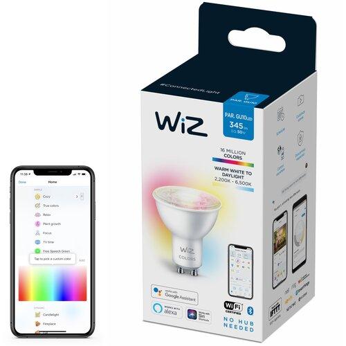 Inteligentna żarówka LED WIZ WZE20195081 5W GU10 WiFi
