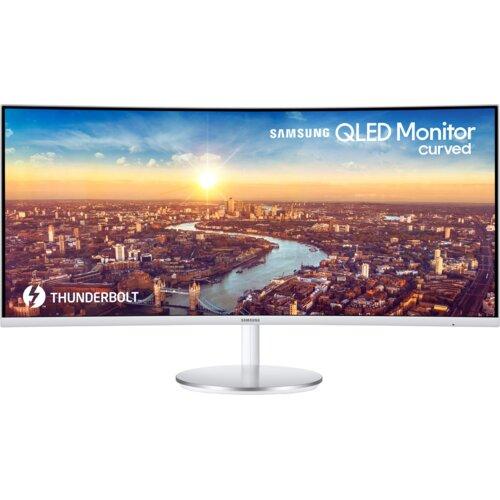 "Monitor SAMSUNG C34J791WTR 34"" 3440x1440px 100Hz 4 ms Curved"