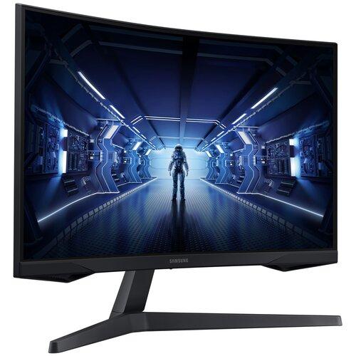 "Monitor SAMSUNG Odyssey C27G55TQWR 27"" 2560x1440px 144Hz 1 ms Curved"