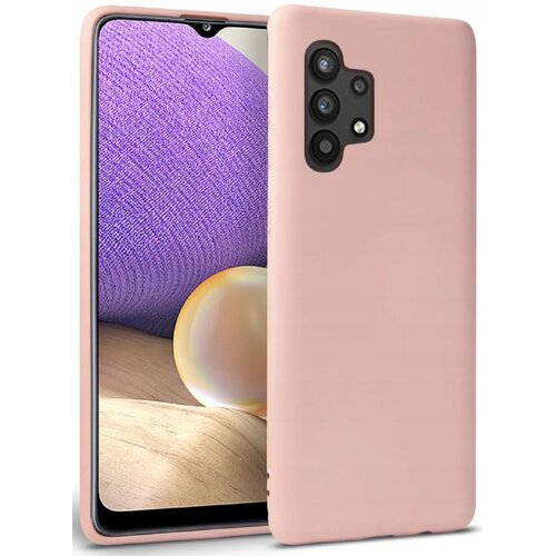 Etui TECH-PROTECT Icon do Galaxy A32 5G Różowy