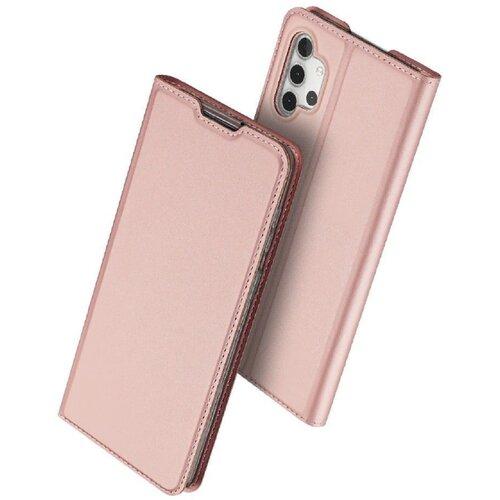 Etui DUXDUCIS SkinPro do Galaxy A32 5G Różowy