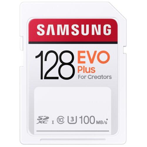 Karta pamięci SAMSUNG Evo Plus SDXC 128GB