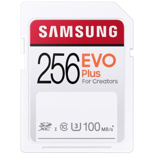 Karta pamięci SAMSUNG Evo Plus SDXC 256GB