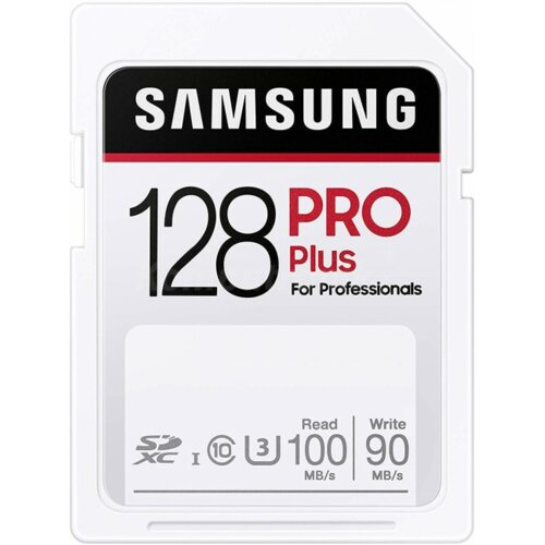 Karta pamięci SAMSUNG Pro Plus SDXC 128GB