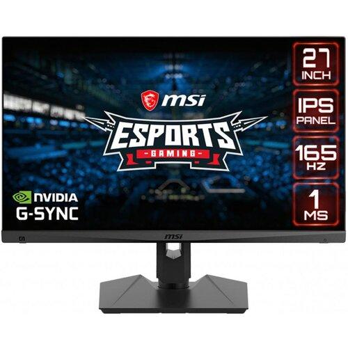 Monitor MSI Optix MAG274R2 27 1920x1080px IPS 165 Hz 1 ms