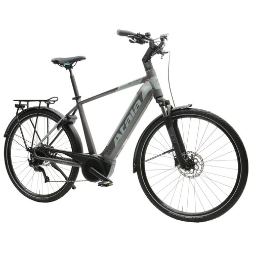 Rower elektryczny ATALA B-Tour A6.1 M21 28 cali męski Antracytowo-zielony