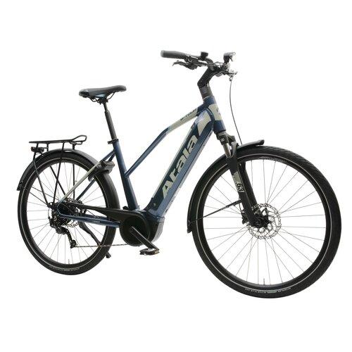 Rower elektryczny ATALA B-Tour A6.1 D18 28 cali damski Granatowo-szary