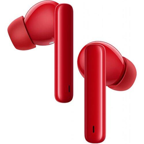 Słuchawki dokanałowe HUAWEI FreeBuds 4i ANC Czerwony