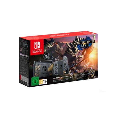 Konsola NINTENDO Switch Monster Hunter: Rise Edition
