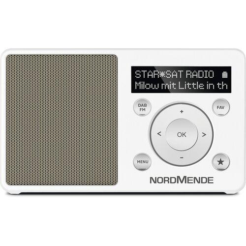 Radio NORDMENDE Transita 100 Biały