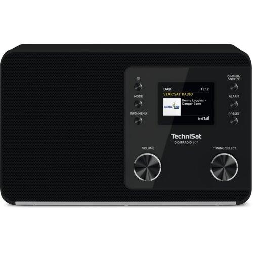 Radio TECHNISAT Digitradio 307 Czarny