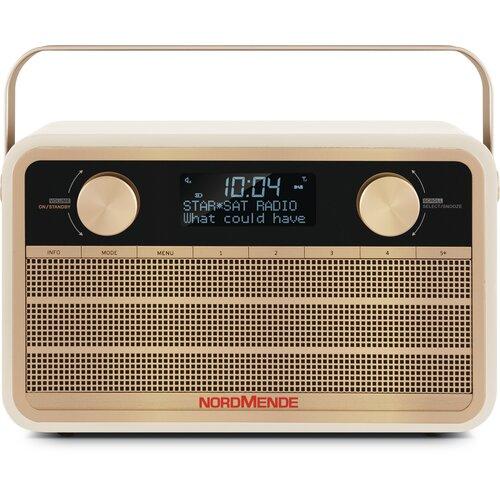 Radio NORDMENDE Transita 120 Beżowy