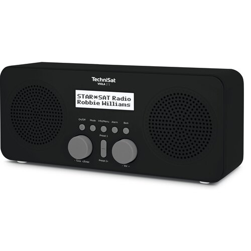 Radio TECHNISAT Viola 2 S Czarny