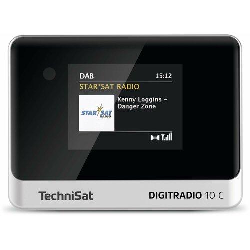 Radio TECHNISAT Digitradio 10 C Czarno-srebrny