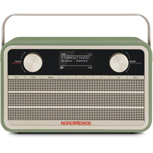 Radio NORDMENDE Transita 120 IR Zielony