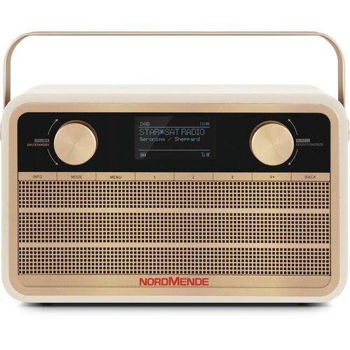 Radio NORDMENDE Transita 120 IR Beżowy