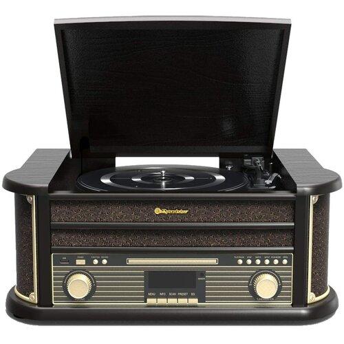 Gramofon ROADSTAR HIF-1898 Czarny