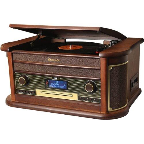 Gramofon ROADSTAR HIF-1996D Drewno