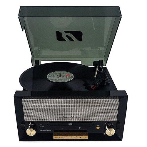 Gramofon MUSE MT-110 B Czarny