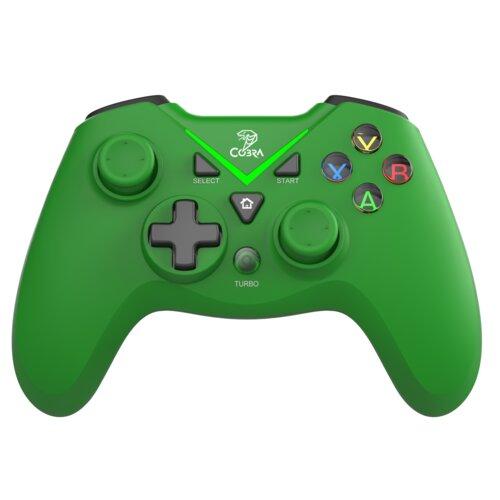Kontroler COBRA QSP303 Zielony