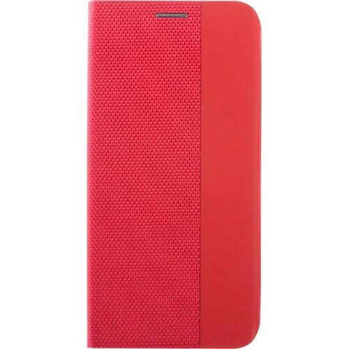 Etui WINNER GROUP Flipbook Duet do Samsung Galaxy A52/A52s Czerwony