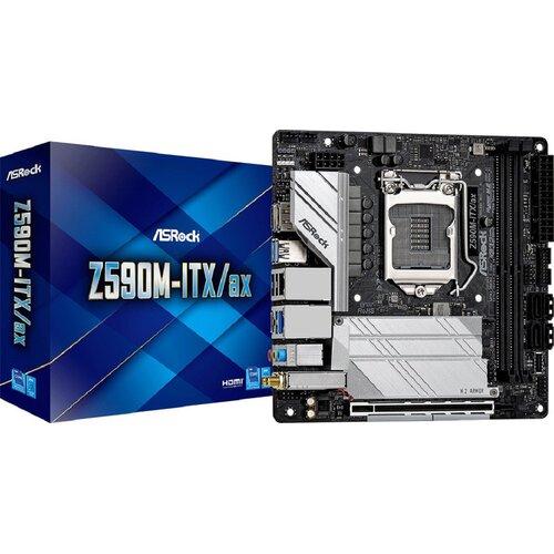 Płyta główna ASROCK Z590M-ITX AX