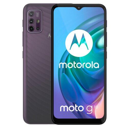 "Smartfon MOTOROLA G10 4/64GB 6.5"" Szary PAMN0024PL"