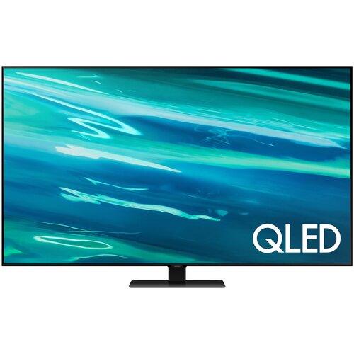 "Telewizor SAMSUNG QE75Q80AA 75"" QLED 4K 120Hz Tizen TV Full Array HDMI 2.1"