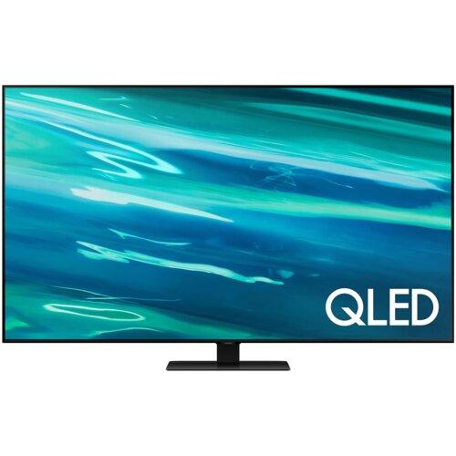 "Telewizor SAMSUNG QE55Q80AA 55"" QLED 4K 120Hz Tizen TV Full Array HDMI 2.1 Nowość 2021"