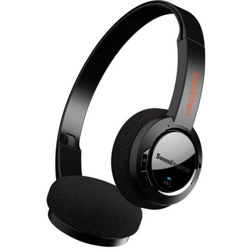 Słuchawki nauszne CREATIVE Sound Blaster JAM V2 Czarny