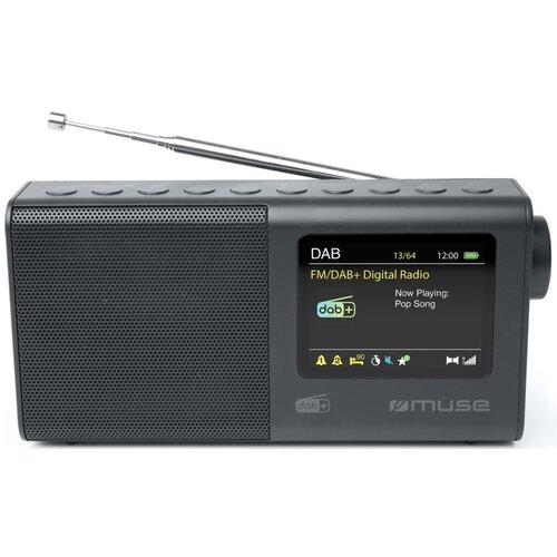 Radio MUSE M-117 DB Czarny