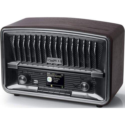 Radio MUSE M-135 DBT Czarny