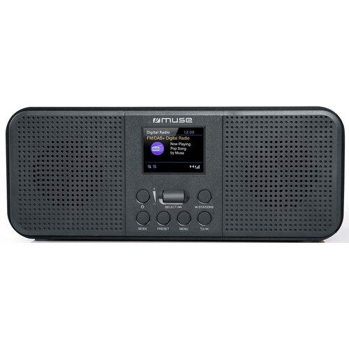 Radio MUSE M-122 DBT Czarny