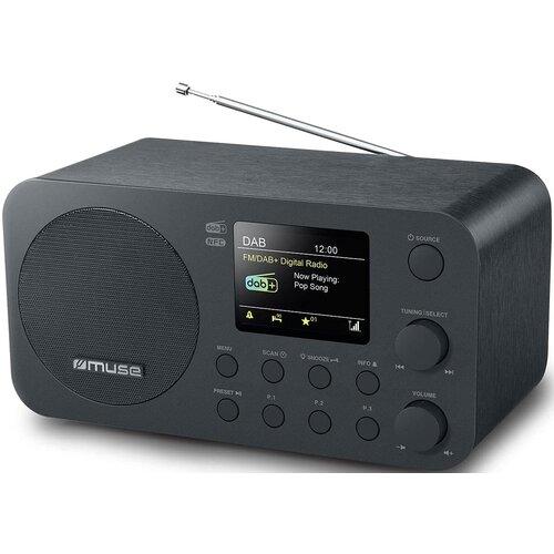 Radio MUSE M-128 DBT Czarny