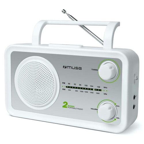 Radio MUSE M-06 SW Biały